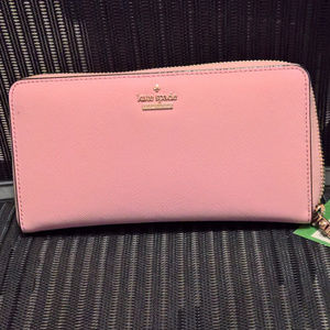 NWT Kate Spade Cameron Street Lacey in Pink Bonnet
